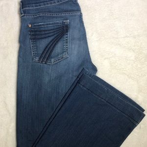 Seven for all mankind DOJO jean size 31